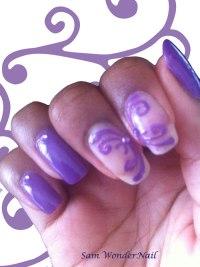 Courbe-violette